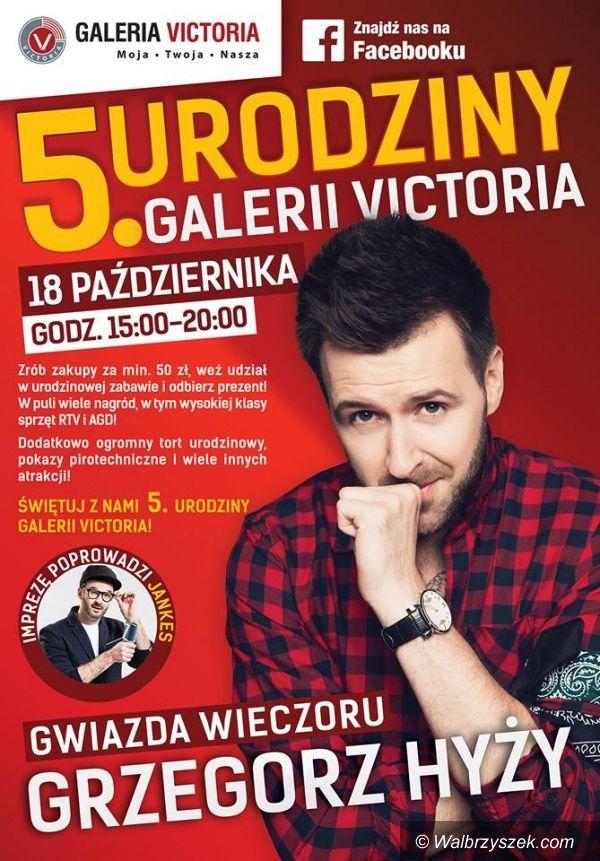Wałbrzych: Już dzisiaj 5. Urodziny Galerii Victoria!