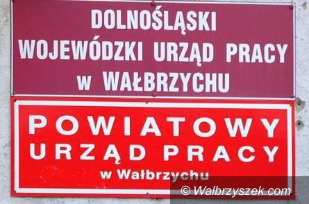 Wałbrzych/powiat wałbrzyski: Ze statystyk wynika, że wciąż maleje liczba bezrobotnych