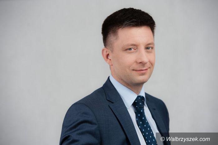 Wałbrzych/Region: Wywiad z Michałem Dworczykiem – kandydatem numer jeden PiS