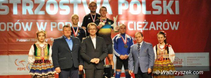 Wałbrzych: Ciężarowcy chwalą Wałbrzych za organizację Mistrzostw Polski