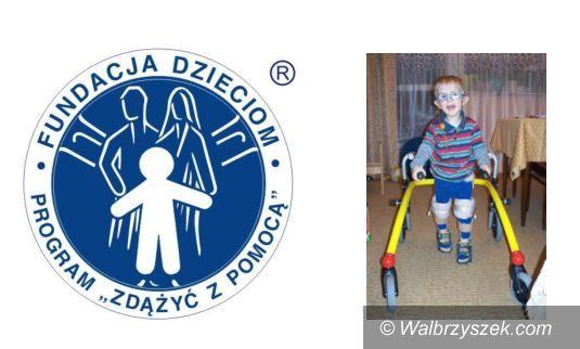 Wałbrzych: Pomóżmy Dominikowi
