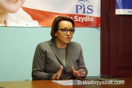 Kraj: Anna Zalewska Ministrem Edukacji Narodowej!