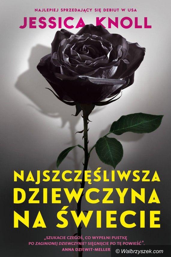 Wałbrzych/KRAJ: Jessica Knoll –