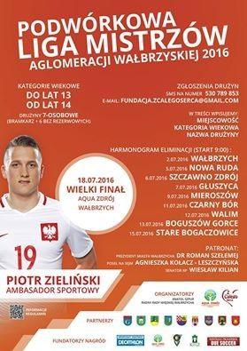 Głuszyca: Liga Mistrzów w Głuszycy