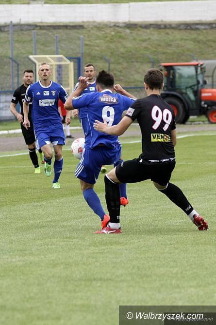 Wałbrzych: Wałbrzyscy futboliści w rozjazdach