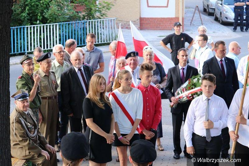 REGION, Stare Bogaczowice: Uczcili pamięć ofiar zbrodni na Wołyniu