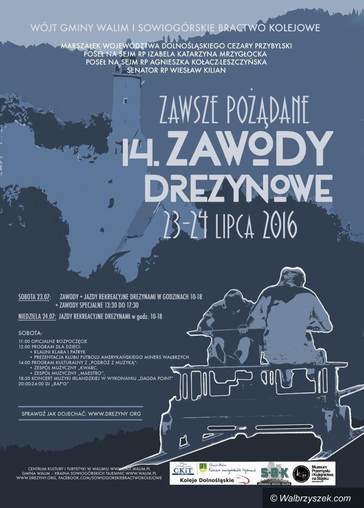 REGION, Jugowice: Wielkie święto miłośników drezyn