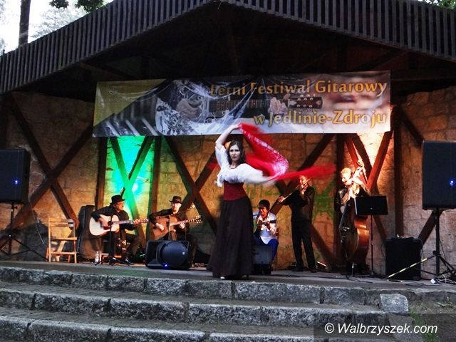 REGION, Jedlina Zdrój: To było prawdziwe święto gitary
