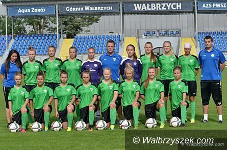 Wałbrzych: Ekstraliga piłkarska kobiet: Zaczynamy od wyjazdu