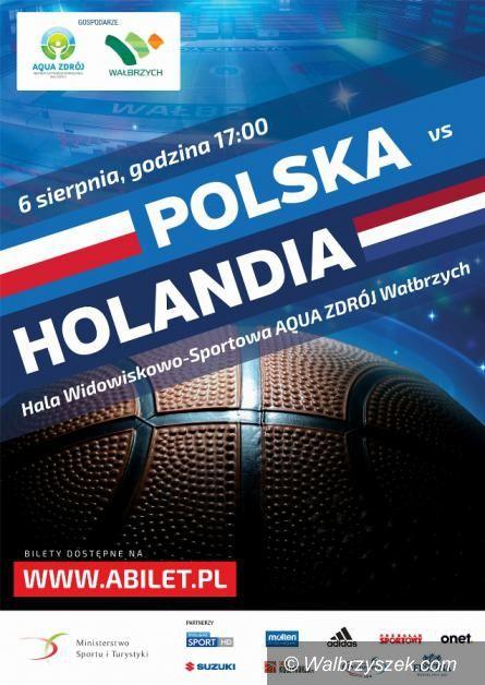 Wałbrzych: Polska lepsza od Holandii