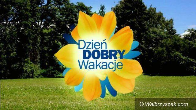 Wałbrzych: Wałbrzych na antenie TVN
