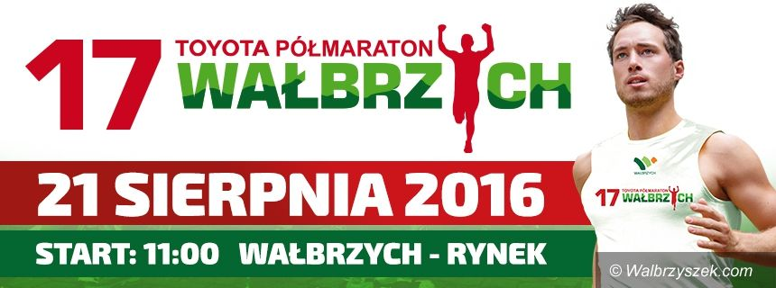 Wałbrzych: Znamy szczegółowy program Półmaratonu