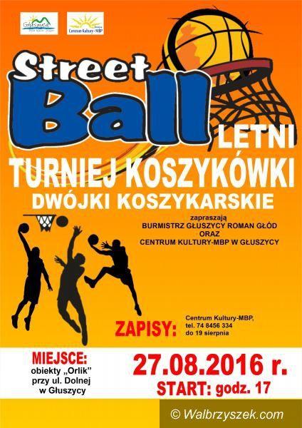 Głuszyca: Pożegnanie wakacji z koszykówką