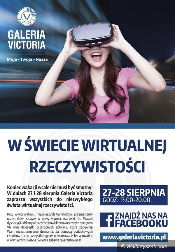 Wałbrzych: Weekend z wirtualną rzeczywistością