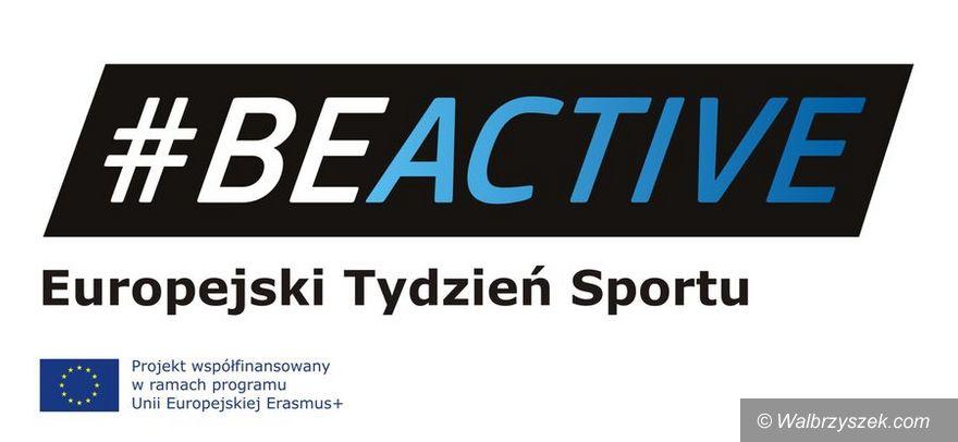 Wałbrzych: OSK SM Podzamcze organizatorem imprezy w ramach Europejskiego Tygodnia Sportu