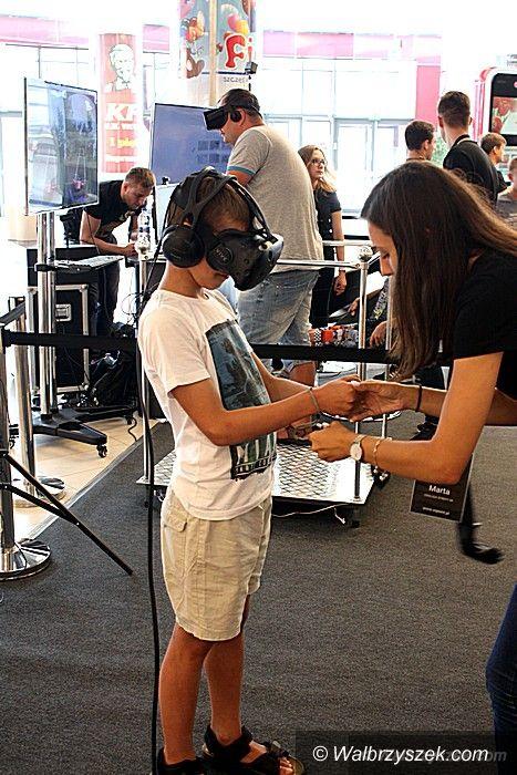 Wałbrzych: Wirtualna rzeczywistość w Victorii