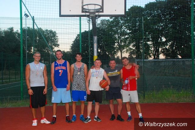 Głuszyca: Streetball na Orliku w Głuszycy