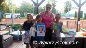 Szczawno-Zdrój: Dobre występy szczawieńskich tenisistów