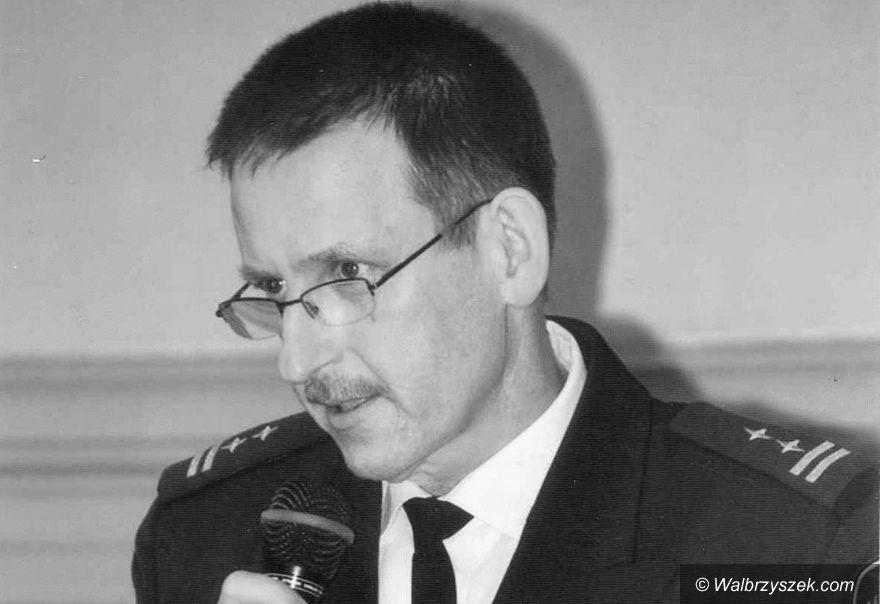 Wałbrzych: Zmarł wieloletni komendant straży miejskiej