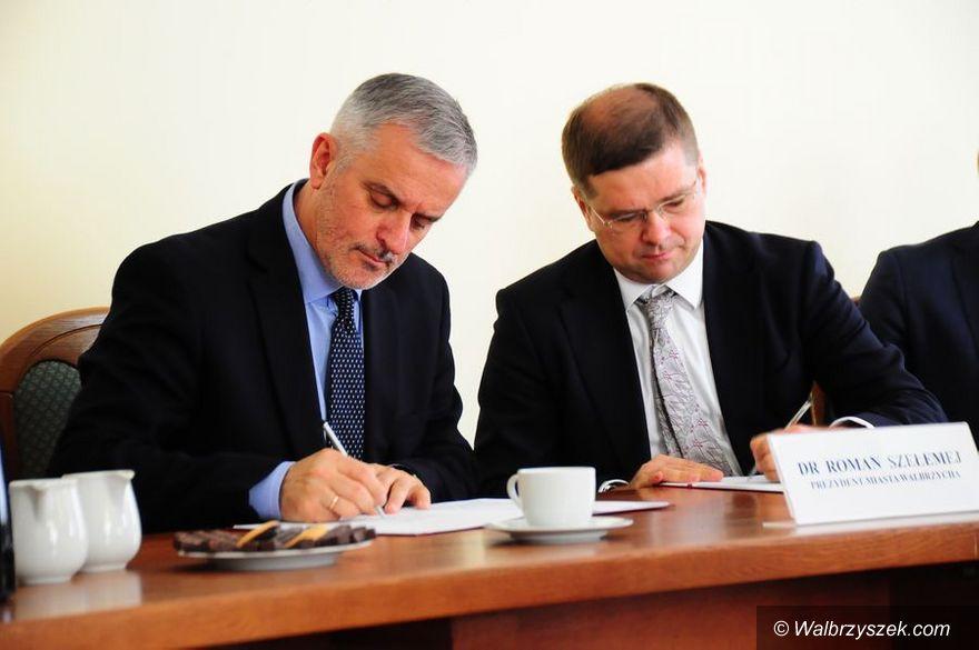 Wałbrzych: Blisko 5 milionów na rewitalizację Wałbrzycha