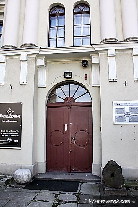 Wałbrzych: Muzeum Porcelany z dotacją na rewitalizację