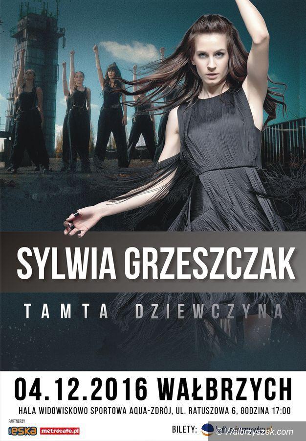 Wałbrzych: Koncert Sylwii Grzeszczak