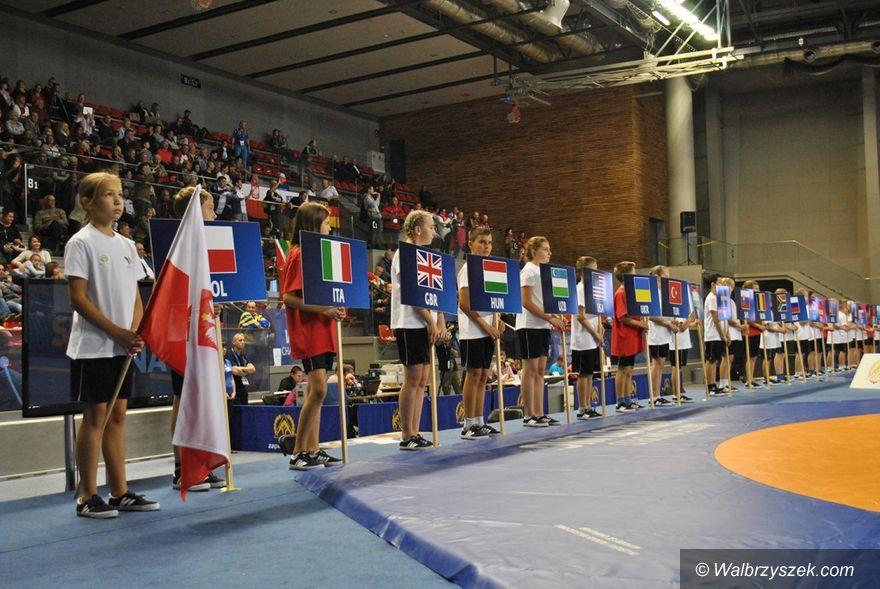 Wałbrzych: Ceremonia otwarcia i pierwsze medale
