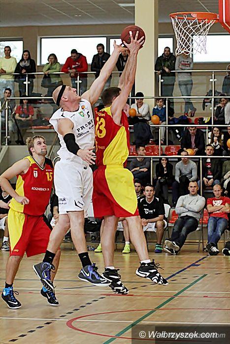 Szczawno-Zdrój: III liga koszykówki: MKS nie sprostał Siechnicom
