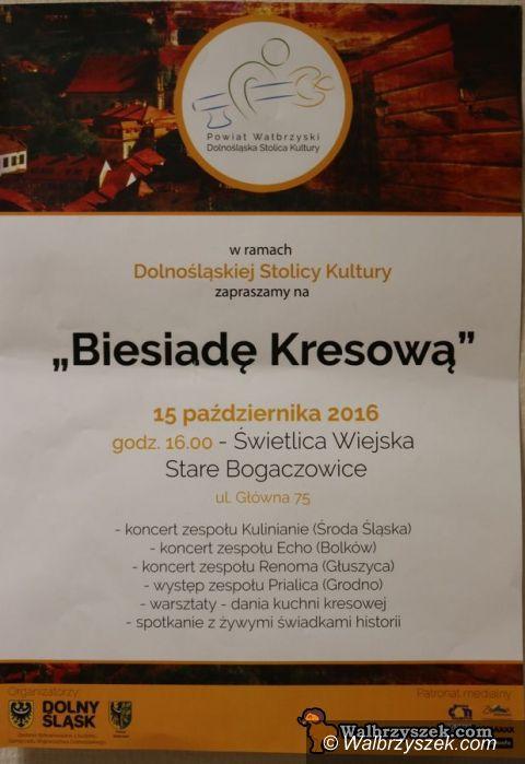 powiat wałbrzyski: Biesiada Kresowa i opera