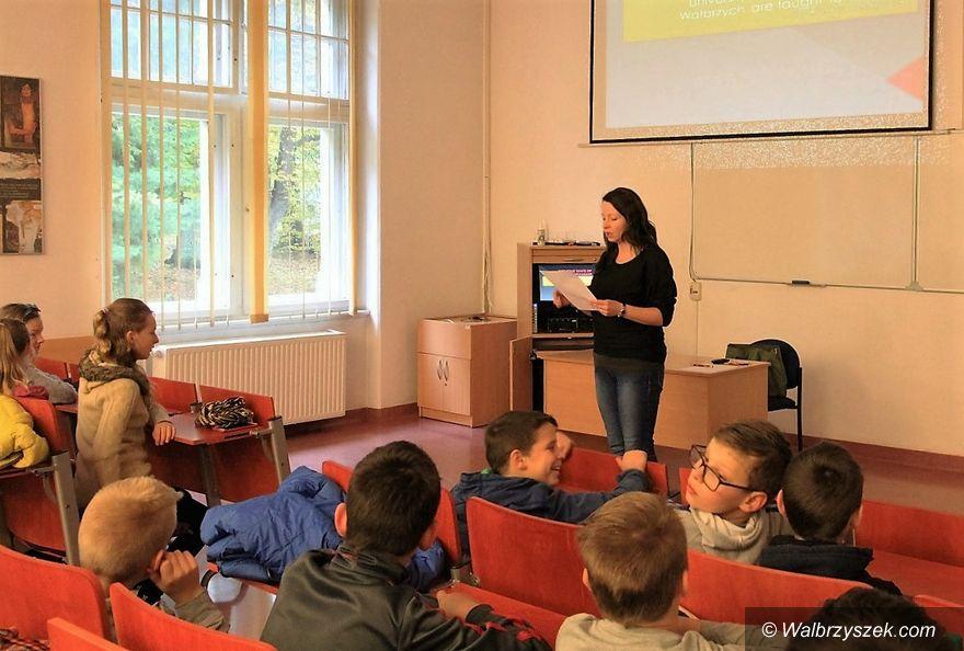 Wałbrzych: Dolnośląski Festiwalu Nauki w PWSZ