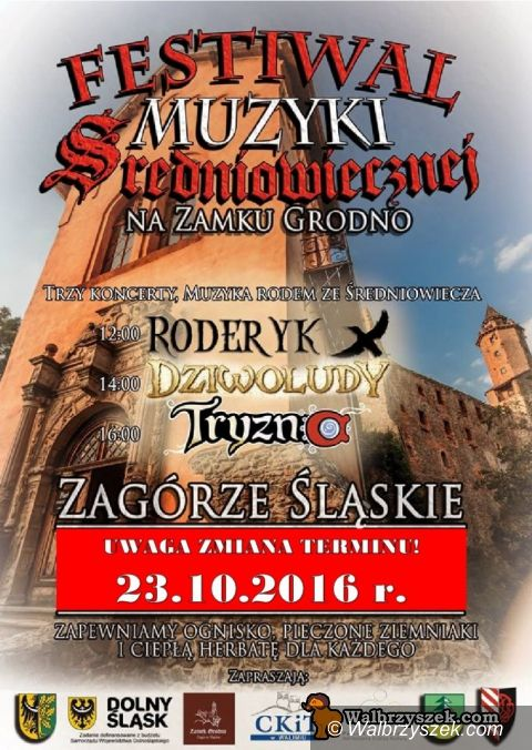 Wałbrzych/REGION: Weekendowy rozkład jazdy imprez kulturalnych i sportowych