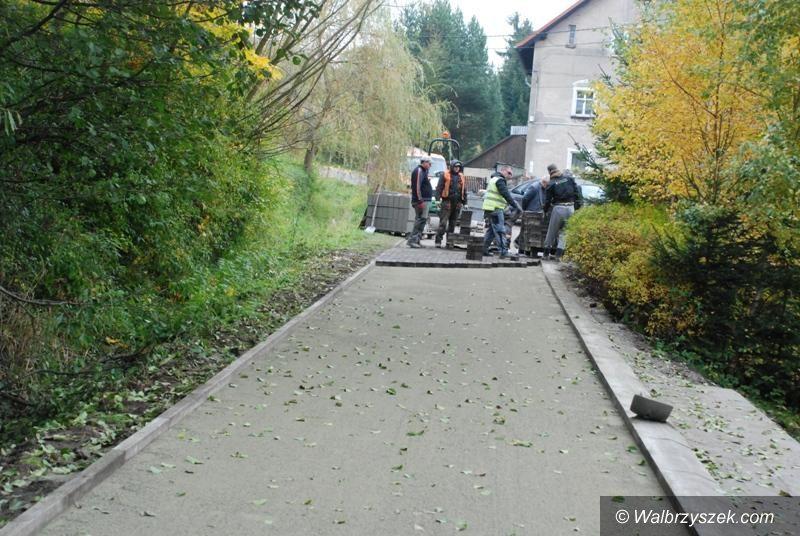 REGION, Głuszyca: Nowe inwestycje w gminie Głuszyca