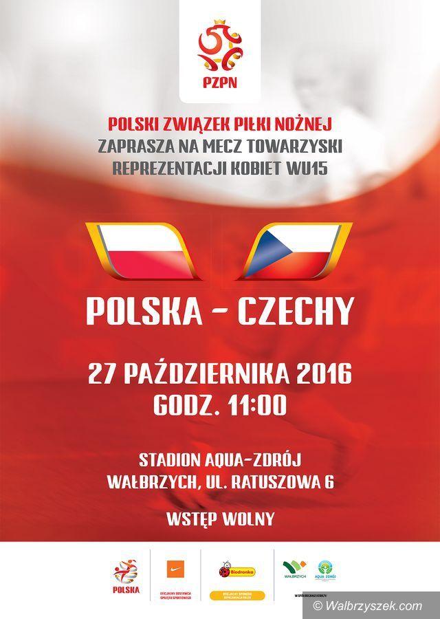 Wałbrzych: Jutro starcie z Czechami