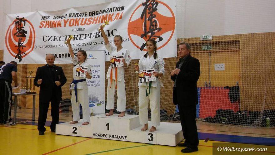 Wałbrzych: Czeska Liga Karate Shinkyokushin z udziałem wałbrzyszan