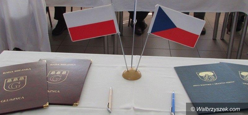 REGION, Głuszyca: Dofinansowanie dla Głuszycy i czeskich Rokytnic