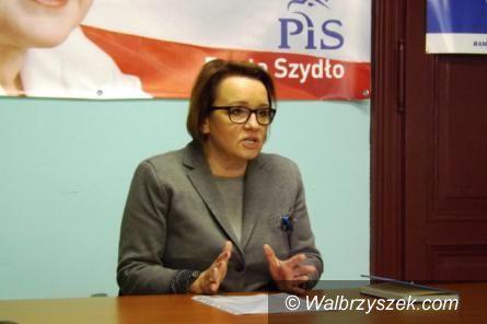 Kraj: Anna Zalewska pozostaje Ministrem Edukacji Narodowej