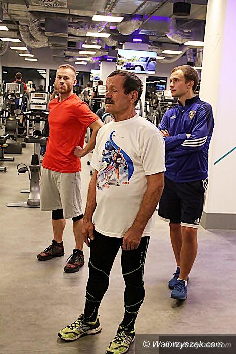 Wałbrzych: Test sprawności wałbrzyskich sportowców