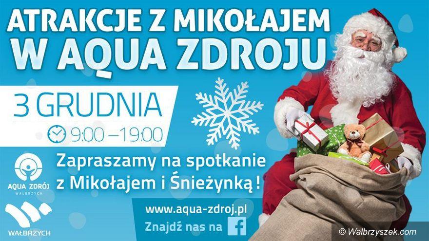 Wałbrzych: Spotkanie z Mikołajem i Śnieżynką
