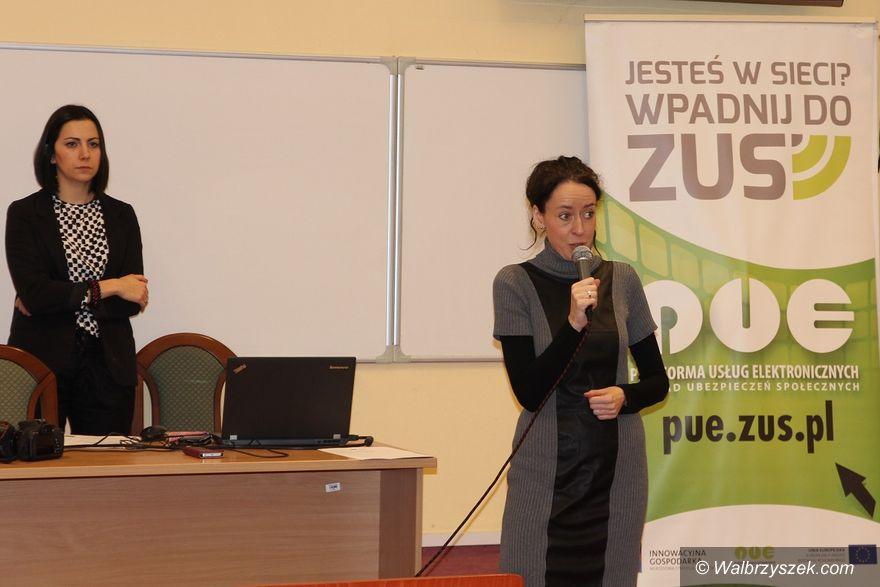 Wałbrzych: W PWSZ wystartował program Nowoczesnego Zarządzania Biznesem (NZB)