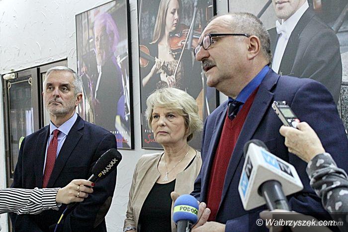 Wałbrzych: Filharmonia otrzymała środki na modernizację