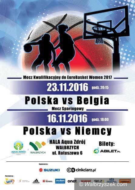 Wałbrzych: Belgia ostatnim rywalem Polek w kwalifikacjach do EuroBasketu – mecz już dziś!