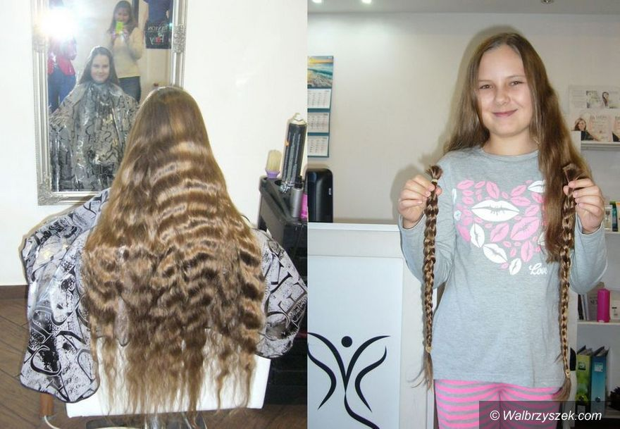 REGION, Boguszów-Gorce: Oddały włosy dla Fundacji Rak'n'Roll Wygraj Życie!