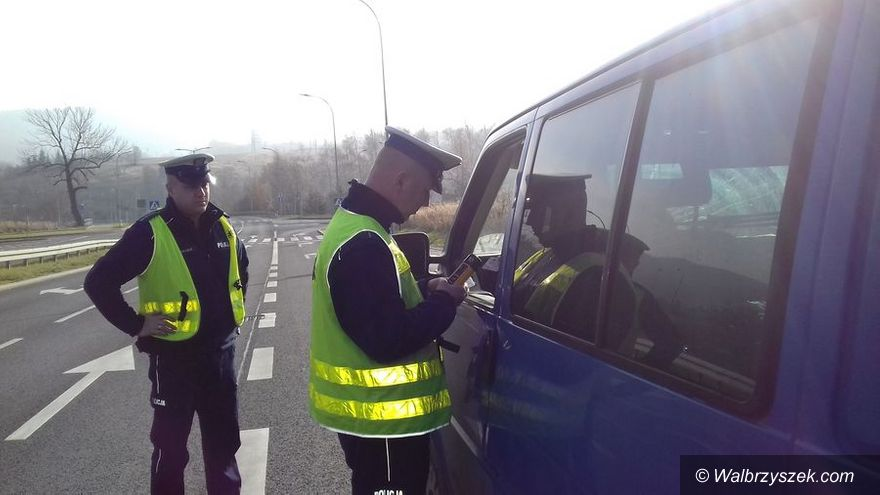 Wałbrzych: Skontrolowali pojazdy