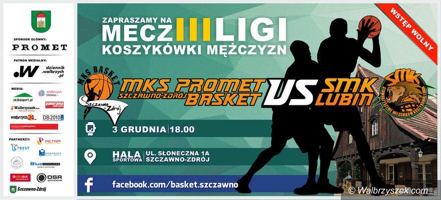 Szczawno-Zdrój: III liga koszykówki: MKS wraca na parkiet
