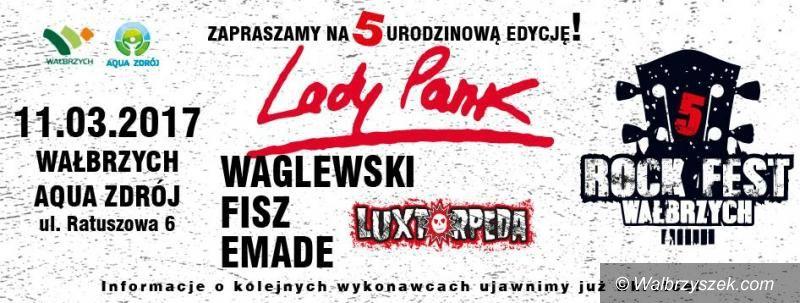 Wałbrzych: Rock Fest tym razem odbędzie się w Wałbrzychu