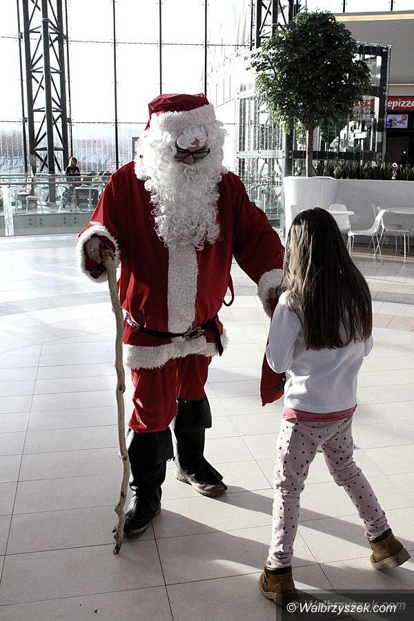 Wałbrzych: Mikołaj w Victorii