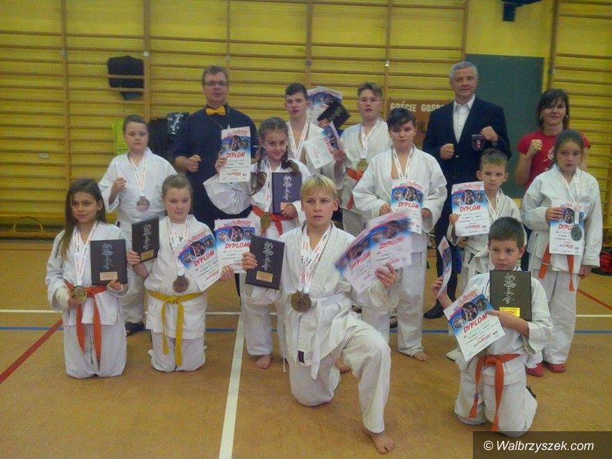 Wałbrzych: Karatecy UKKS