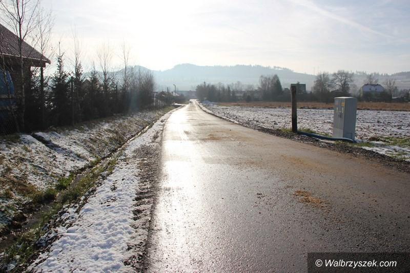 REGION, Witków/Borówno: Wyremontowali dwie drogi