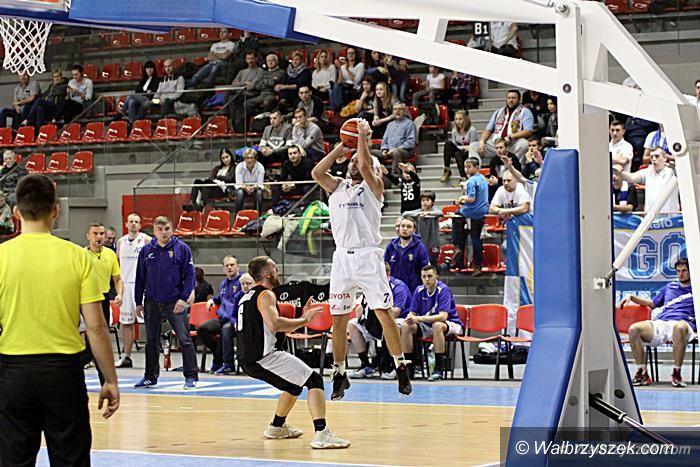 Wrocław: II liga koszykówki: Wykazali swoją wyższość