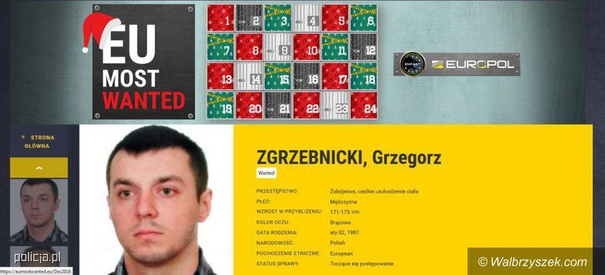 REGION, Świebodzice: Mieszkaniec Świebodzic wciąż poszukiwany za morderstwo